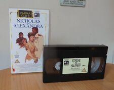 NICHOLAS AND ALEXANDRA VHS VIDEO