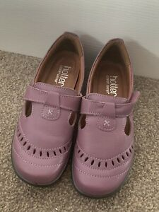 NEW LADIES GIRLS HOTTER FLAT SHOES PUMPS UK SIZE 3