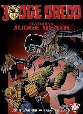 Judge Dredd: Featuring Judge Death (Judge Dredd (Titan Books Unnumbered)) by Wa