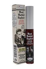 The Balm Cosmetics Meet Matt(e) Hughes Liquid Lipstick Loyal