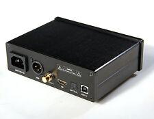 GUSTARD U12 XMOS USB to Spdif Converter DAC/0.1PPM /Support 384KHZ DSD64/DSD128
