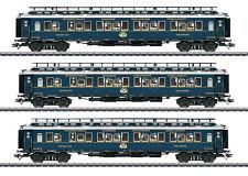 "Märklin 42791 Set de Vagones Tren 2 ""Simplon-Orient-Express"" 3-teilig # Nuevo En"