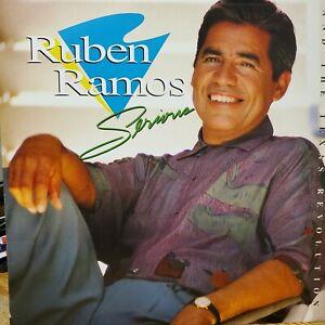 """Tejano Tex Mex"" Ruben Ramos and the Texas Revolution"" ""Serious"" ""Rare LP"""
