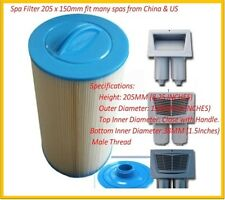 1 x Filter PWW50 Spa Hot Tub Filters Pww50 6CH-940 superior spas, miami spas