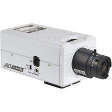 American Dynamics 540 Tvl True Day/Night Box Camera w/ Lens, Focus Adjustment
