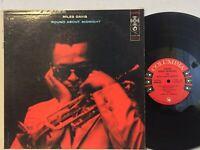 Miles Davis Round About Midnight EX MONO 6-EYE DG ORIG 1A/1A