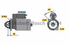 Starter - Bosch 0 001 125 042