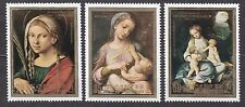 KOREA Pn. 1983 MNH** SC#2342/44 set, Antonio Correggio (1489-1534), 450th Anniv.