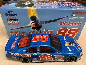 Dale Jarrett #88 /Armed Forces Air Force 2000 1/24 Action Diecast Car 1-2004