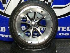 (4) ITP 12 SS LSI or HD Aluminum Alloy Golf Cart Car Rim Wheels & Tires Mounted
