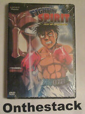 Fighting Spirit DVD Vol. 3: Test of Endurance (2004) Sealed!
