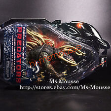 "NECA PREDATORS Series 3 PREDATOR HOUND 7"" Action Figure Collection New In Box"