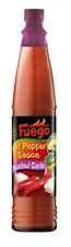 Fuego Hot Pepper Sauce Roasted Garlic Saucen 85ml 4007552307317