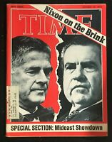 TIME Magazine - Oct 29 1973 - RICHARD NIXON