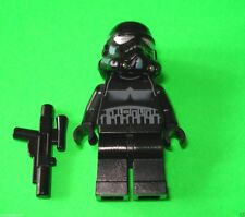 LEGO STAR WARS FIGURE ### STORMTROOPER BLACK SHADOW IN SET 7664-7667 ### =TOP