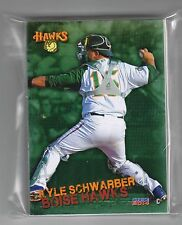 COMPLETE 2014 BOISE HAWKS TEAM SET MINOR LEAGUE KYLE SCHWARBER SS CHICAGO CUBS