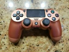 Sony Playstation 4 PS4 DualShock 4 Wireless Controller - Copper OEM