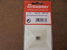 Graupner MINI-quartz pour récepteur 35 MHz Canal 185 FM - 3863.185