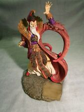 RARE Enchantica Waxifrade Autumn Wizard Limited Edition With Certificate.