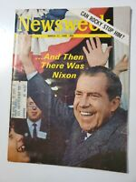 NEWSWEEK Magazine - March 11 1968 - President Richard Nixon