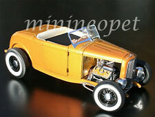 ACME A1805007 1932 FORD GRAND NATIONAL DEUCE SERIES 2 1/18 DIECAST CAR GOLD
