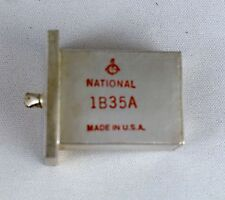 Nos National 1B35A Transmit / Receive (Tr) Vacuum Tube Nib