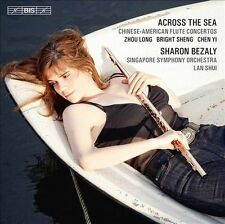 Across the Sea: Chinese-American Flute Concertos, New Music