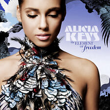 ALICIA KEYS ( NEW CD ) THE ELEMENT OF FREEDOM (EMPIRE STATE OF MIND BROKEN DOWN)