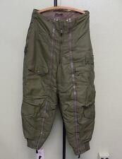 WW2 Type A-11 AAF Air Force Trousers Intermediate Flying 32 Excellent Alpaca