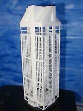 HO SCALE SKYSCRAPER OFFICE BUILDING #4 NEWS BUILDING / FANTASTIC 4 BUILDING