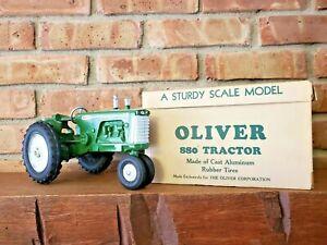 OLIVER MODEL 880 Toy Farm Tractor, Original Box