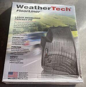 WeatherTech Grey/Rear Floorliner/Ford/F-250/F-350/F-450/F-550/2011 - 2016/