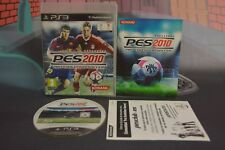 PES 2010 PRO EVOLUTION SOCCER PAL ESP PLAYSTATION 3 PS3 COMBINED SHIPPING