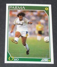 204 MARCO OSIO PARMA FOOTBALL CARD 92 1991-1992 CALCIO ITALIA SERIE A