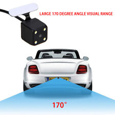 New 170° Black Night vision CCD Car Rear View CCD Reverse Backup Parking Camera