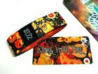 ZOX *STOKE YOUR FIRE* Silver Strap med Wristband w/Card New Mystery Pack MONSTER