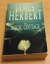 THE MAGIC COTTAGE James Herbert Book (Paperback)