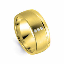 Diamond 9 Carat Band Rings for Men