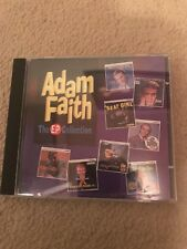 Adam Faith - The EP Collection (2000). Compilation CD Album. SEECD 714