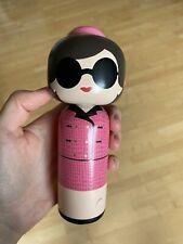 Kokeshi Puppe Jackie, Lucie Kaas, B-Ware!