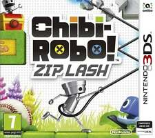 Chibi-Robot! Zip Splash! 3DS NUOVO ITA