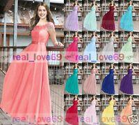 New Hot Bridesmaid Dress Junior Flower Girl Dresses Princess Pageant 2-16 years