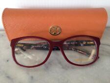 19b860949f Tory Burch Red 131 mm - 139 mm Temple Eyeglass Frames
