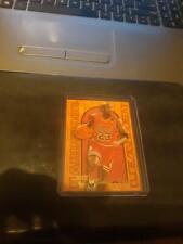 MICHAEL JORDAN   HOF   MINT!!  HARDWOOD LEADER insert card   1995-96 FLAIR #4