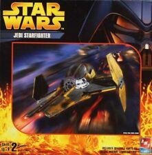 AMT ERTL 1:30 Star Wars Jedi Starfighter Plastic Model Kit #38314
