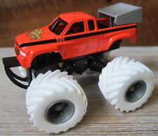 1:64 Jl Dukes of Hazzard General Lee Monster Truck Prepro White Lightning