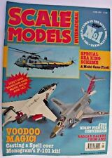 June Scale Models International Monthly Craft Magazines