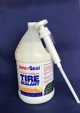Amerseal Tire Sealant Amerseal 1 gallon with pump Best Tire Sealant Made in USA