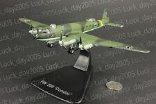 Atlas WWII German Focke-Wulf Fw 200 Condor Airliner 1/144 Diecast Model
