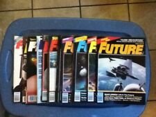 Future ! 70's/80's Science Fiction Magazine ! # 1-9 included in 14 issue lot !